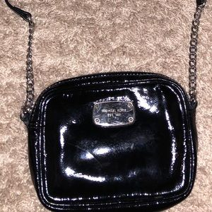 MICHAEL KORS PATON LEATHER CROSSBODY